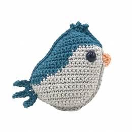Kit crochet HardiCraft - oiseau blue - 81