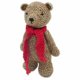 Kit crochet HardiCraft - bobbi l'ours debout - 81