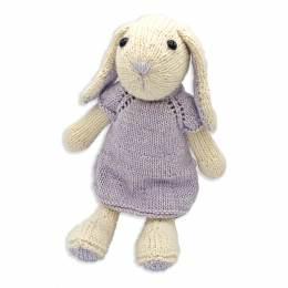 Kit tricot HardiCraft - chloe le lièvre - 81