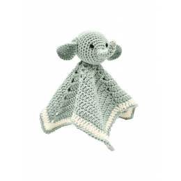 Kit crochet HardiCraft - doudou éléphant - 81
