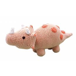 Kit crochet HardiCraft - dino triceratops - 81
