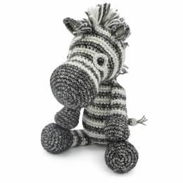 Kit crochet HardiCraft - dirk le zèbre - 81