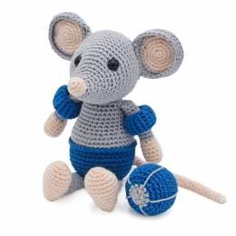 Kit crochet HardiCraft - eddy la souris - 81