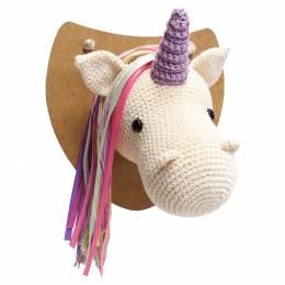 Kit crochet HardiCraft - elsa la licorne - 81