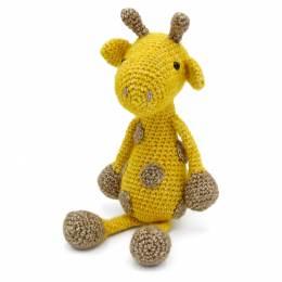 Kit crochet HardiCraft - george le girafon - 81