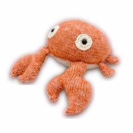 Kit tricot HardiCraft - karel le crabe - 81