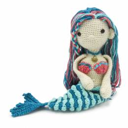 Kit crochet HardiCraft - mila la sirène - 81