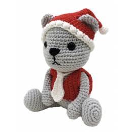 Kit crochet HardiCraft - noël l'ours - 81