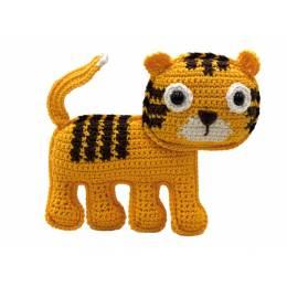 Kit crochet HardiCraft - oscar le tigre - 81