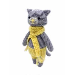 Kit crochet HardiCraft - polly chat - 81