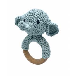 Kit crochet HardiCraft - anneau dentition eléphant - 81