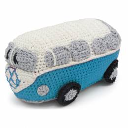Kit crochet HardiCraft - van rétro bleu - 81