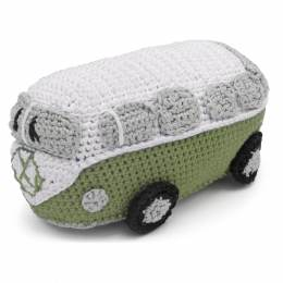 Kit crochet HardiCraft - van rétro vert - 81