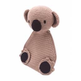 Kit crochet HardiCraft - shemar le koala - 81