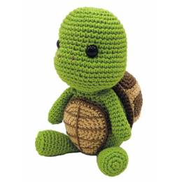 Kit crochet HardiCraft - siem la tortue - 81