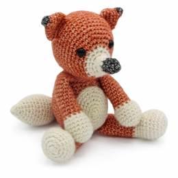 Kit crochet HardiCraft - splinter le renard - 81