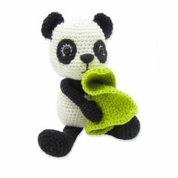 Kit crochet HardiCraft - tom le panda - 81