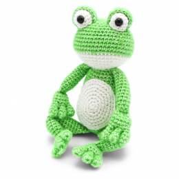 Kit crochet HardiCraft - vinny la grenouille - 81