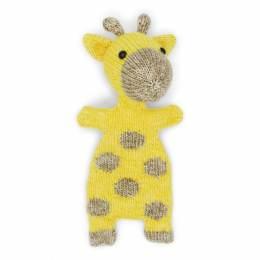 Kit tricot HardiCraft - ziggy la girafe - 81