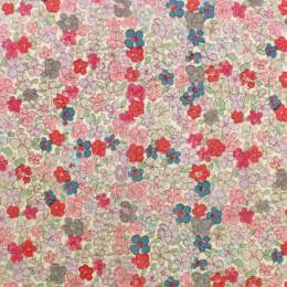 Tissu Yuwa 100% coton 110/112cm lawn - 82