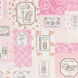 Tissu Yuwa 100% coton esprit couture - 82