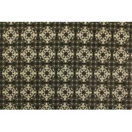 Tissu Yuwa 100% coton-108/110cm shiirting/ 6 m - 82