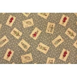 Tissu c100% -110/112cm - shirting- metre- - 82