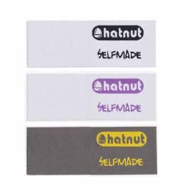 Hatnut étiquettes 12 pces - 85