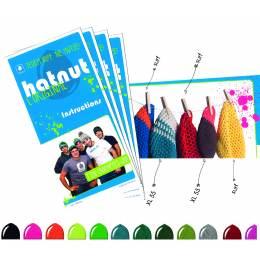 Hatnut flyers 20 pces - 85