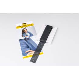 Renfort de lisière 2cmx5m grafit(kantenband) - 96