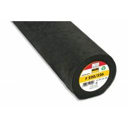 Entoilage Vlieseline léger thermo 90cm grafit - 96