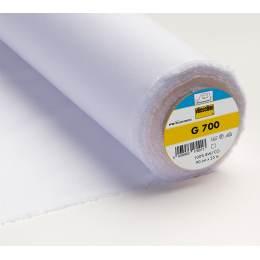 Entoilage Vlieseline tissé coton thermo 90cm blanc - 96