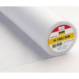 Entoilage Vlieseline extra léger thermo 90cm blanc - 96