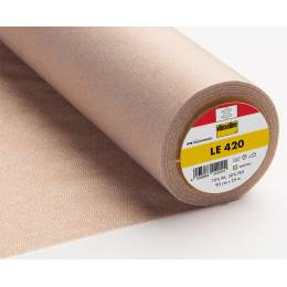 Entoilage spéciale cuir thermo 90cm mérino - 96