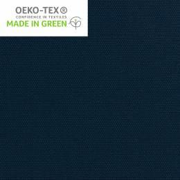 Tissu toile de coton bleu jeans - 98