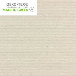 Tissu toile de coton écru - 98