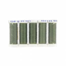 Fil perles polyamide 25m vert - 99