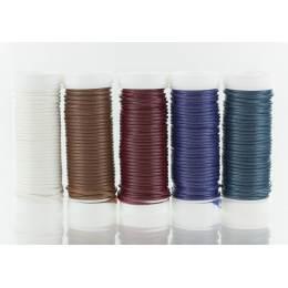 Assortiment bobines coton ciré - 99