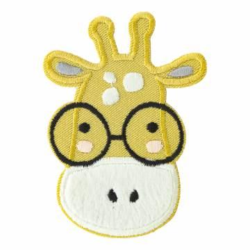 Thermocollant et autocoallant girafe 4,5x7,5cm - 408