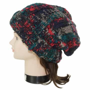 Bonnet baggy multicolore - 473